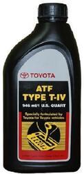 Трансмиссионное масло Toyota АTF Type T-IV 00279-000T4