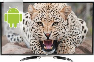 "42"" (106 см)  LED-телевизор DEXP F42B8100K черный"
