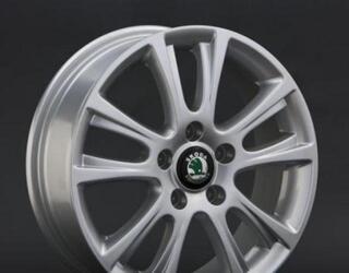 Автомобильный диск Литой LegeArtis SK4 6,5x16 5/112 ET 50 DIA 57,1 Sil