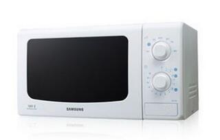 Микроволновая печь Samsung MW713KR ( 20л, 1150Вт, соло, механическое управление)