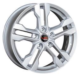 Автомобильный диск Литой LegeArtis RN54 6,5x17 5/114,3 ET 40 DIA 66,1 Sil