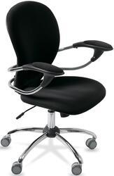 Кресло офисное Бюрократ CH-661AXSN черный