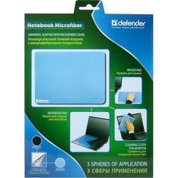 Коврик Defender Notebook Microfiber