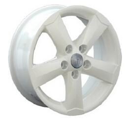 Автомобильный диск литой Replay NS39 6,5x16 5/114,3 ET 40 DIA 66,1 White