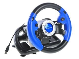 Руль Defender Challenge Turbo GT