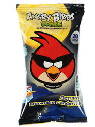 Салфетки Angry Birds 48737 мальчик