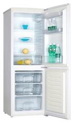 Холодильник с морозильником KRISTA KR-170RF белый