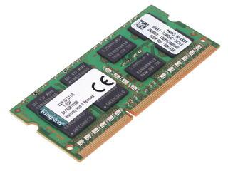 Оперативная память SODIMM Kingston [KVR16LS11/8] 8 Гб