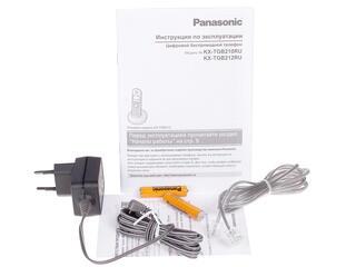 Телефон беспроводной (DECT) Panasonic KX-TGB210RUR