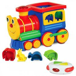 Интерактивная игрушка Learning Journey Умный паровозик