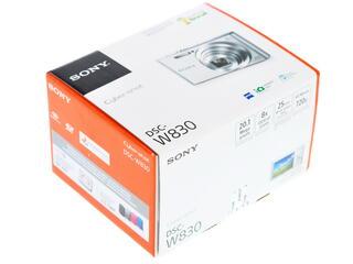 Компактная камера Sony Cyber-shot W830V фиолетовый