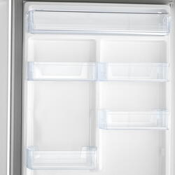 Холодильник с морозильником Samsung RB37J5200WW/WT белый
