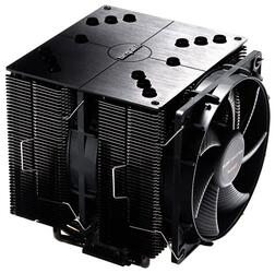 Be Quiet! DARK ROCK Pro (AlCu,7трубок,1700 об/мин,TDP-220w,57.2 CFM,12-25.9 dBA) Socket-775/1155/1366/2011/АМ2/754/940