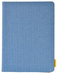 """Чехол-книжка для планшета универсальный 10.1""""  голубой"""
