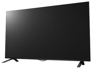 "49"" (125 см)  LED-телевизор LG 49UB828V черный"
