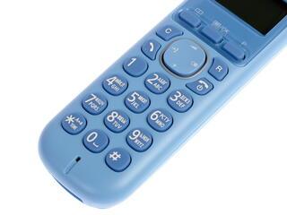 Телефон беспроводной (DECT) Panasonic KX-TGB210RUF