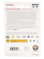 Карта памяти SanDisk Extreme Pro microSDHC 16 Гб