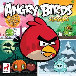"[154000] Игра ""Angry Birds. Seasons"" DVD"