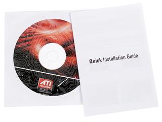 Видеокарта Powercolor AMD Radeon HD 5450 [AX5450 1GBK3-SH]