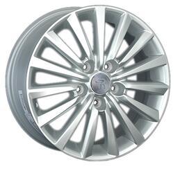 Автомобильный диск литой Replay MZ55 7x17 5/114,3 ET 50 DIA 67,1 Sil