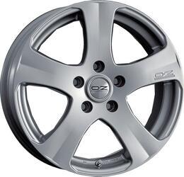 Автомобильный диск Литой OZ Racing 5 Star 7x16 5/112 ET 35 DIA 75 Metal Silver