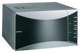 Микроволновая печь Gorenje GMO-24 DCS ( 24л, микроволны 900Вт, гриль/конвекция, электронное управление, дисплей)