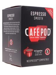 Кофе в капсулах CafePod Smooth