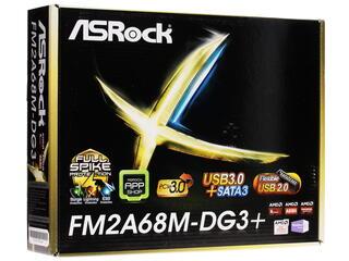 Материнская плата ASRock FM2A68M-DG3+