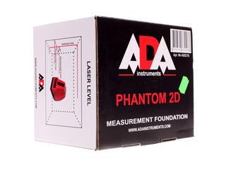 Лазерный нивелир ADA Phantom 2D