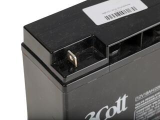 Аккумуляторная батарея для ИБП 3Cott 12V18Ah