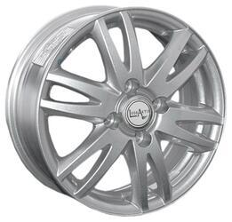 Автомобильный диск Литой LegeArtis GM37 5,5x14 4/100 ET 45 DIA 56,6 Sil