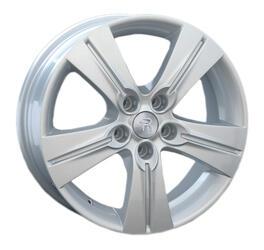 Автомобильный диск литой Replay KI36 6,5x17 5/114,3 ET 46 DIA 67,1 Sil
