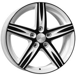 Автомобильный диск литой K&K Андорра 6,5x16 5/100 ET 45 DIA 67,1 Венге