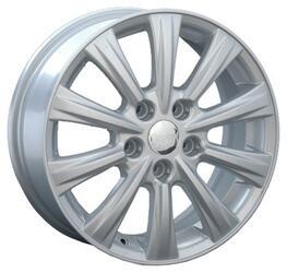 Автомобильный диск Литой Replay TY75 6,5x16 5/114,3 ET 45 DIA 60,1 Sil
