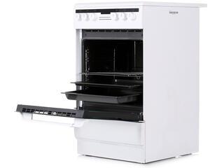 Электрическая плита Hansa FCCW58210 белый