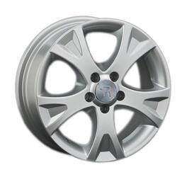 Автомобильный диск литой Replay ST1 6x15 5/112 ET 43 DIA 57,1 Sil