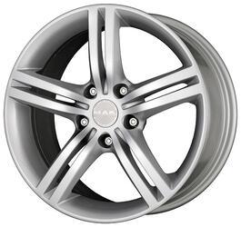 Автомобильный диск литой MAK Veloce Italia 7,5x17 5/100 ET 48 DIA 56,1 Silver