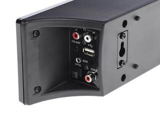 Звуковая панель InterStep SBS-330 черный
