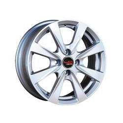 Автомобильный диск Литой LegeArtis KI79 6x15 4/114,3 ET 43 DIA 67,1 Sil