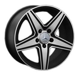 Автомобильный диск литой Replay MR72 9x20 5/112 ET 57 DIA 66,6 BKF