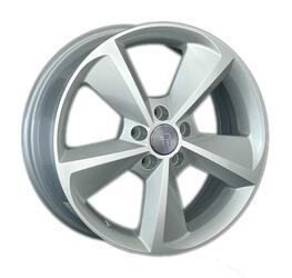 Автомобильный диск литой Replay VV140 6,5x16 5/100 ET 43 DIA 57,1 Sil