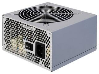 БП Chieftec 500W (реальная мощность 500W, 80+, ATX 2.3, APFC, 120mm fan, 24+4+8, 4xSATA, PCI-E(6+6))