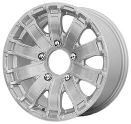Автомобильный диск литой iFree Тополь 7x16 5/139,7 ET 35 DIA 110,1 Нео-классик