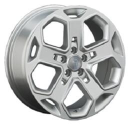 Автомобильный диск литой Replay FD23 8x18 5/108 ET 55 DIA 63,3 Sil