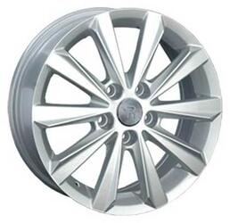 Автомобильный диск литой Replay VV117 6,5x16 5/112 ET 33 DIA 57,1 Sil
