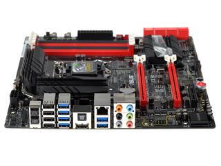 Плата Asus MAXIMUS VI GENE Socket-1150 Intel Z87 DDR3 mATX AC`97 8ch(7.1) GbLAN SATA6 RAID+HDMI