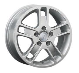 Автомобильный диск литой Replay FD55 6x15 5/108 ET 52,5 DIA 63,3 Sil