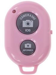 Кнопка для селфи DEXP 0808546 розовый