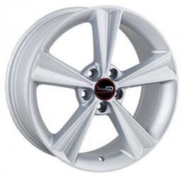 Автомобильный диск Литой LegeArtis GM24 7x17 5/105 ET 42 DIA 56,6 Sil