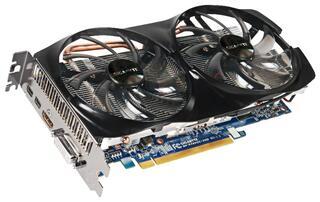 Видеокарта GIGABYTE AMD Radeon HD7850 [GV-R785OC-1GD]